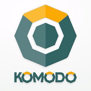 Komodo (KMD) Logo